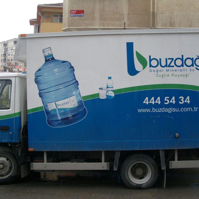 Araç Reklam Kaplama