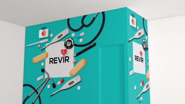 Çekemeköy İdealistpark Marmaris Büfe – Revir Bebek Odası Reklam Çalışmaları