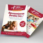 Ataşehir Reklam Tabela Çalışmaları – ( Çatı Cafe )