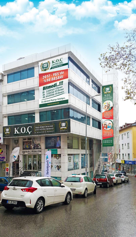 Çekmeköy Koç Öğretim Reklam Kampanya Afişi
