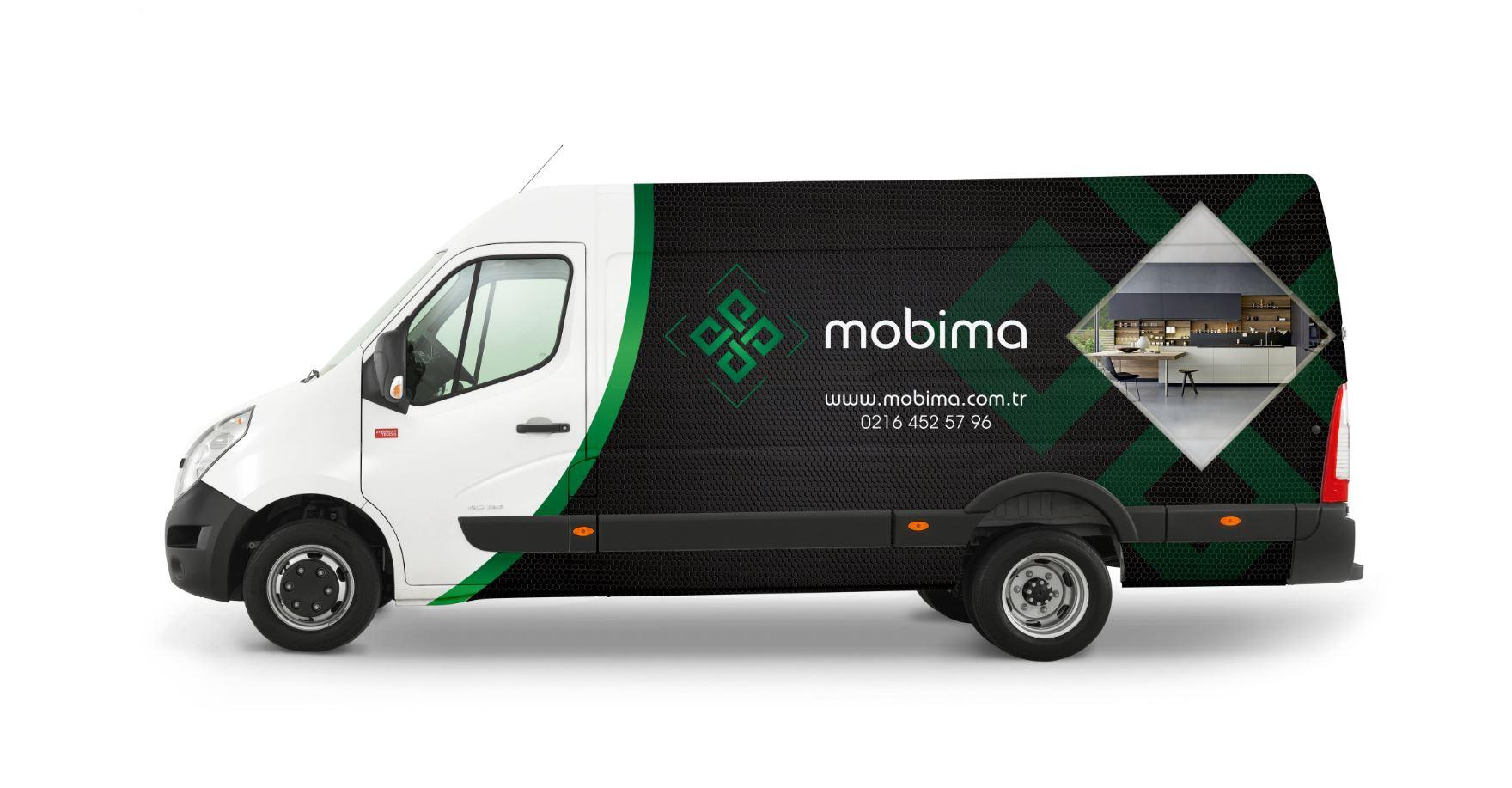 dijital baskı araç tasarım mobima mobilya araç çalışmaları
