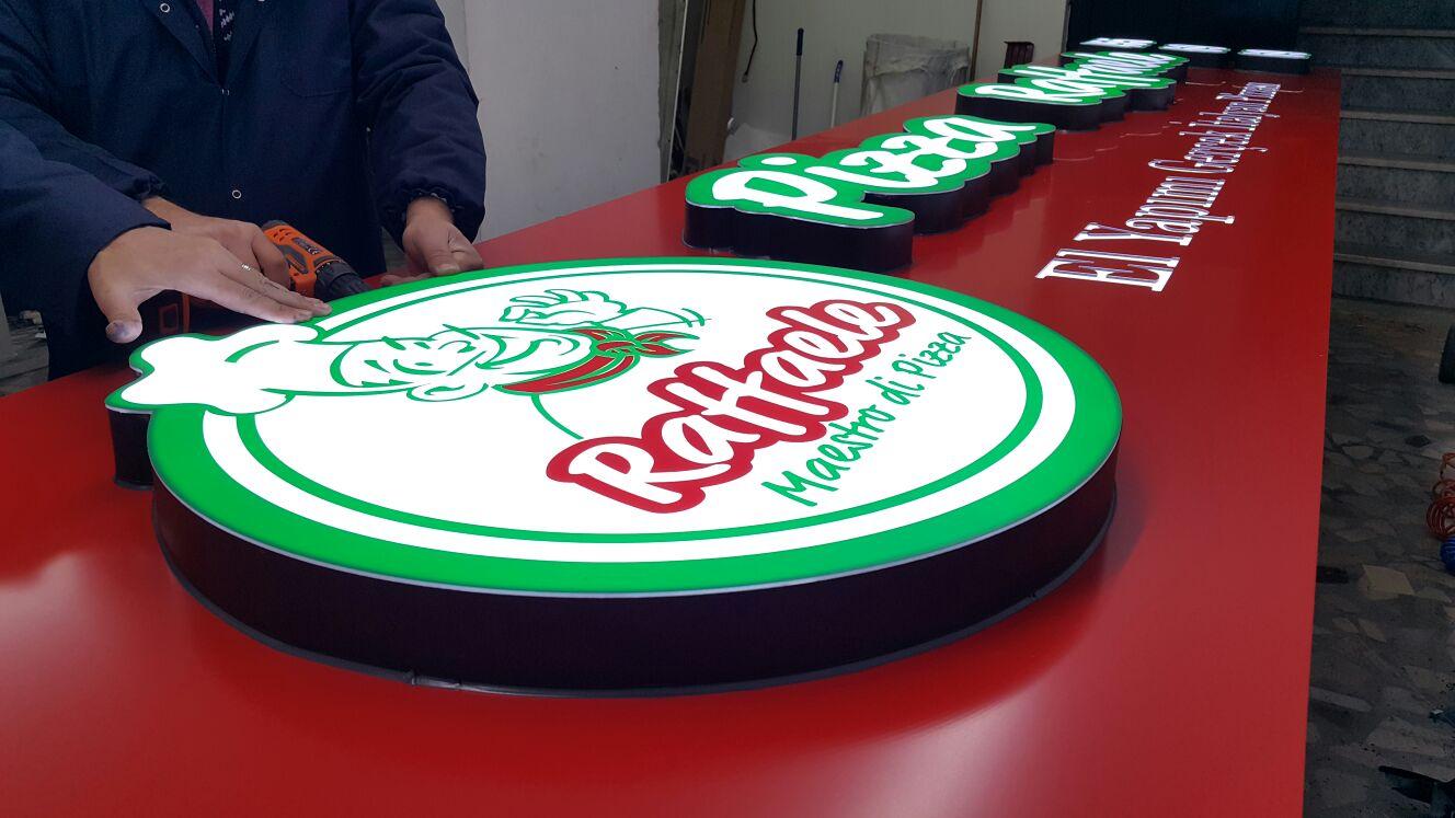 TABELA Pizza Raffaele