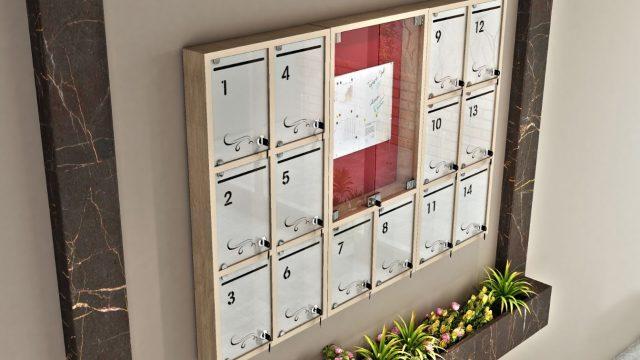 Yeni Posta Kutusu İmalatı